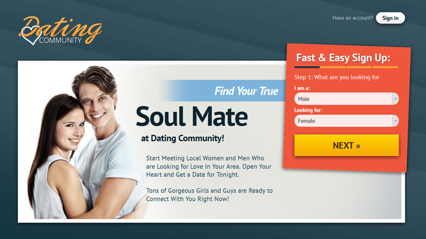 Best canada online dating site