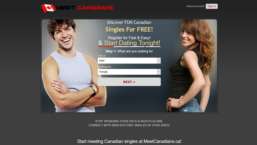 Kanada online-dating-site