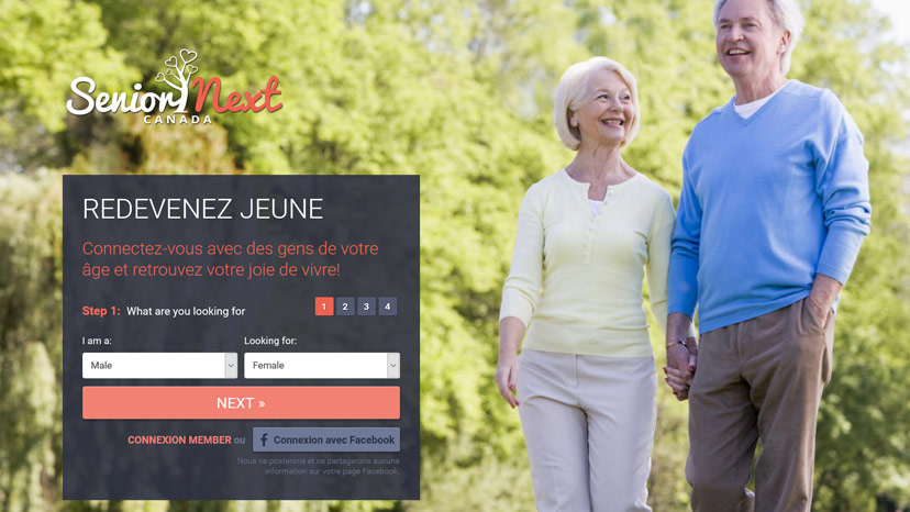 senior dating sites review Allerød