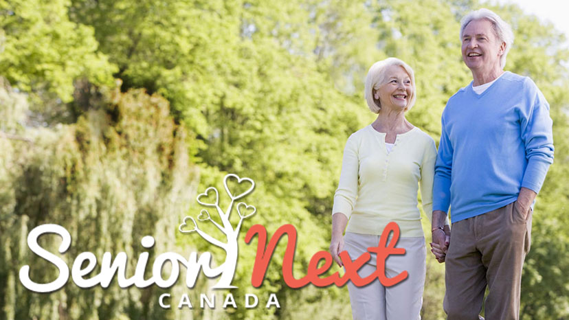 Seniors Dating eHarmony Canada