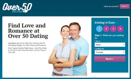 Over 50 Dating Review