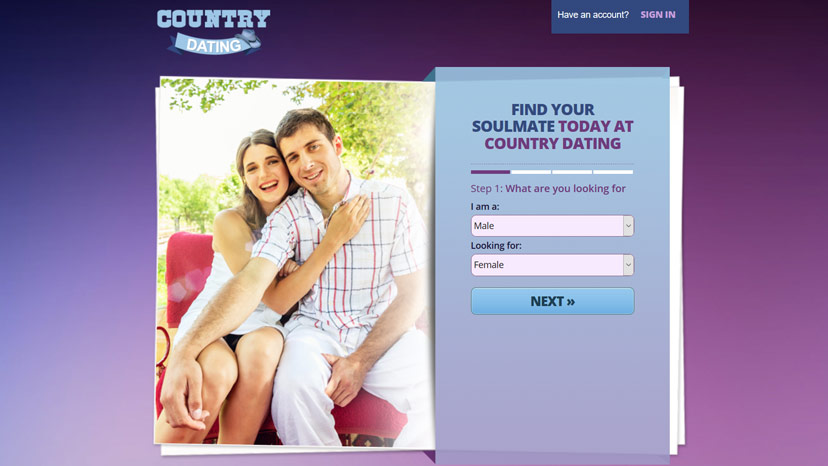 Country Dating Canada